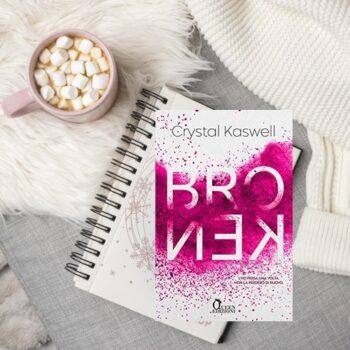 broken di Krystal Kaswell recensione