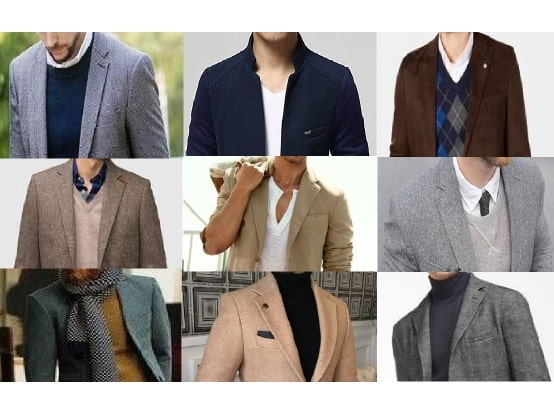 cosa indossare sotto la giacca