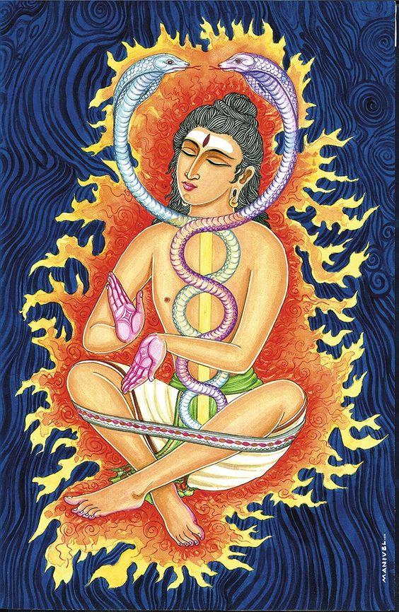 meditazione kundalini Pinterest credits