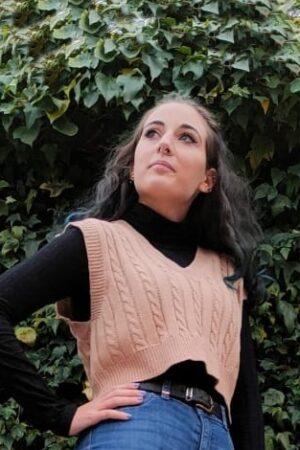 come abbinare il gilet maglione stile casual