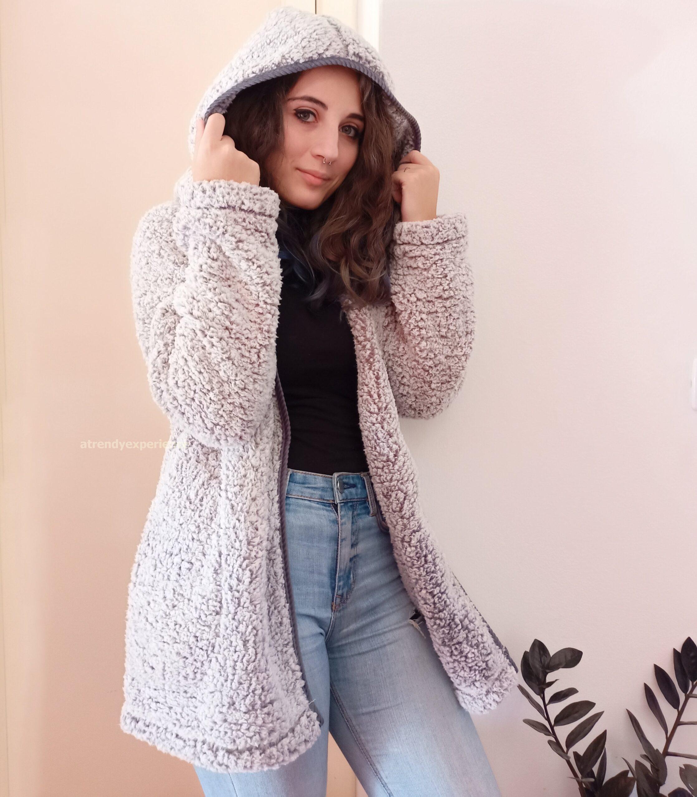 cappotto teddy coat ultime tendenze moda
