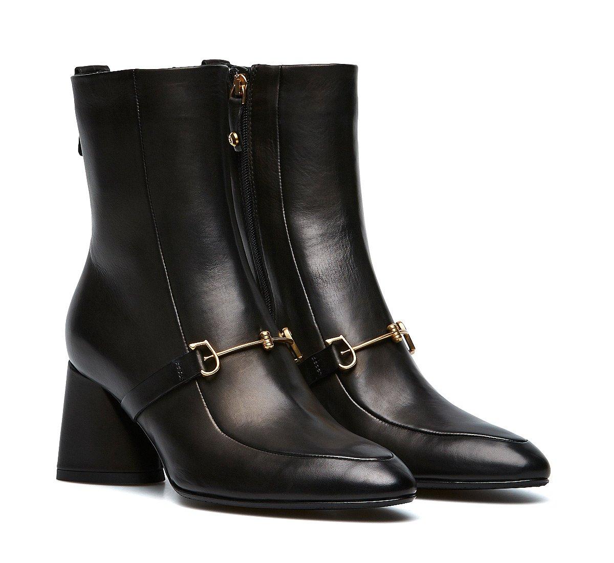 stivaletto elegante Fabi shoes
