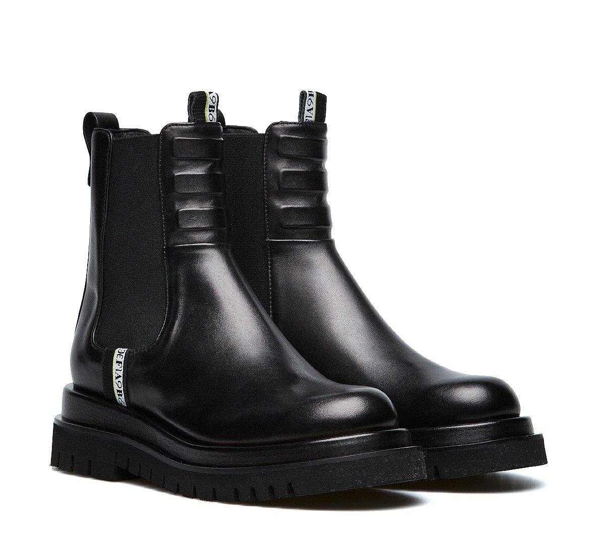 stivaletti senza tacco Fabi Shoes