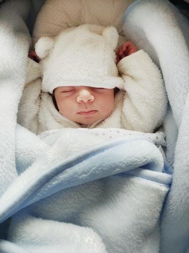 copertina per neonato ideale caratteristiche