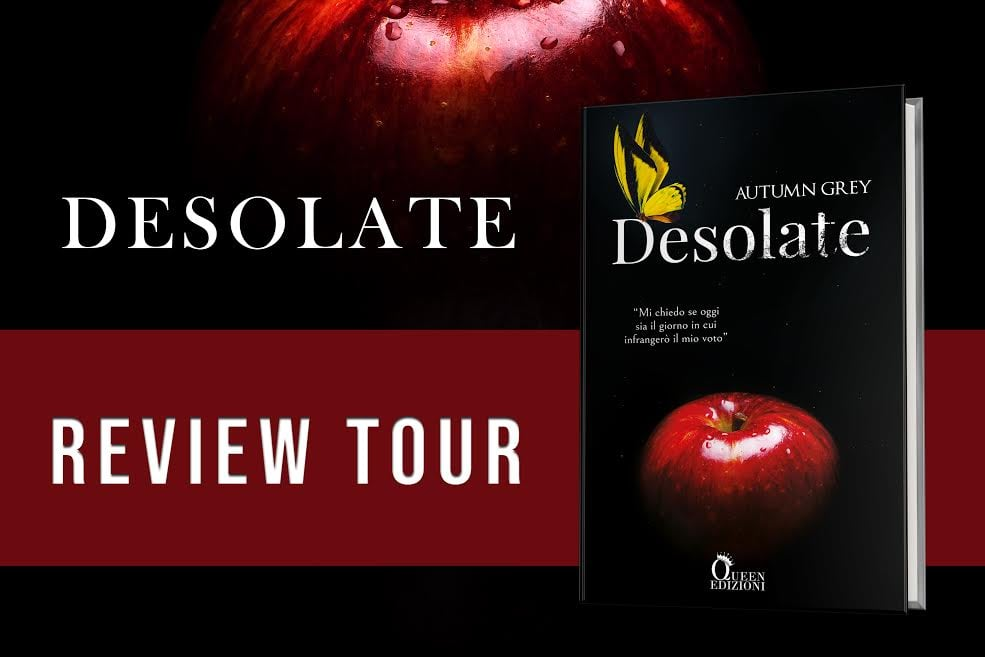 desolate review tour banner