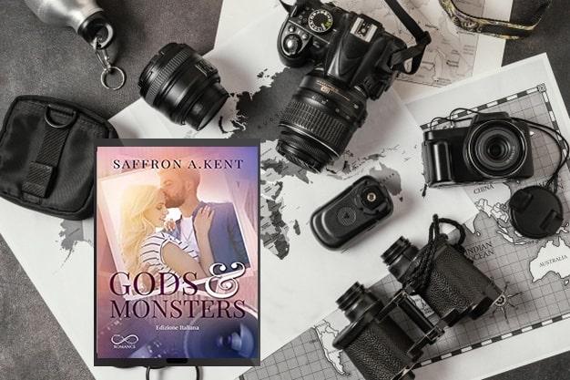 gods & monsters di saffron a