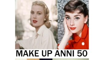 make up anni 50