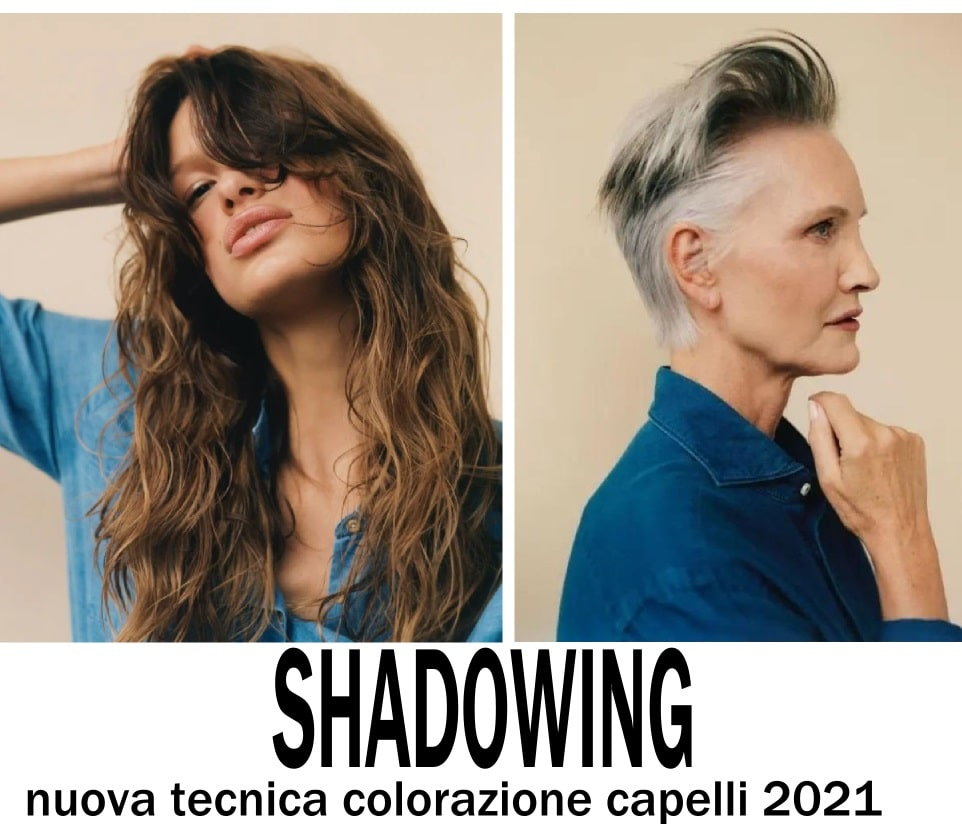 nuovo colore capelli 2021 shadowing @tomconnel [IG]