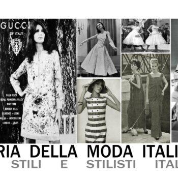 Storia della moda italiana lo stile italiano dal 900 a oggi
