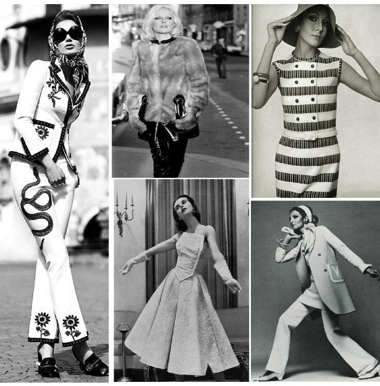 storia della moda italiana stile italiano