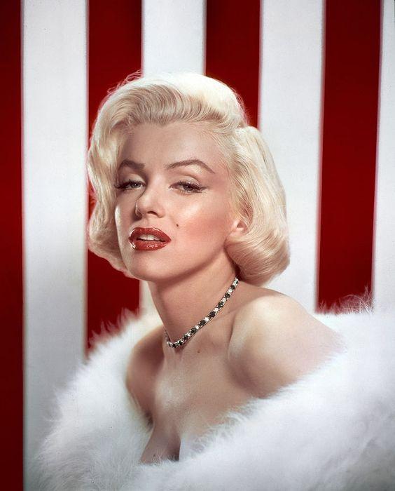 marilyn monroe trucco anni 50