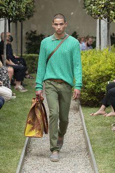 Etro tendenze moda primavera estate moda uomo 2021