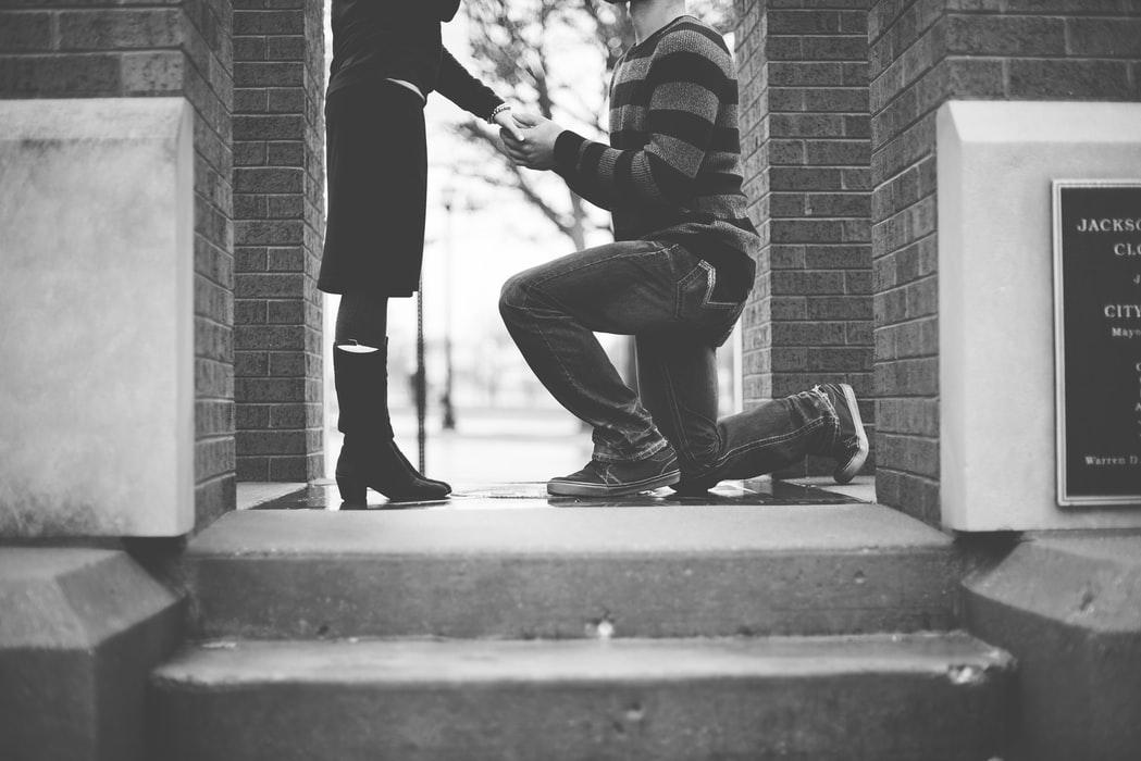 come fare la proposta di matrimonio