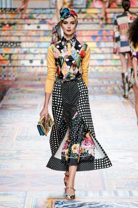 Dolce E Gabbana primavera estate 2021