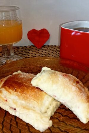 Dolci Di Pasta Sfoglia Con Marmellata Facili E Veloci ricetta