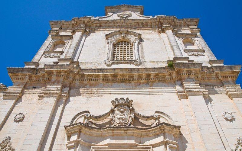 grecia salentina sternatia chiesa della madonna del rosario