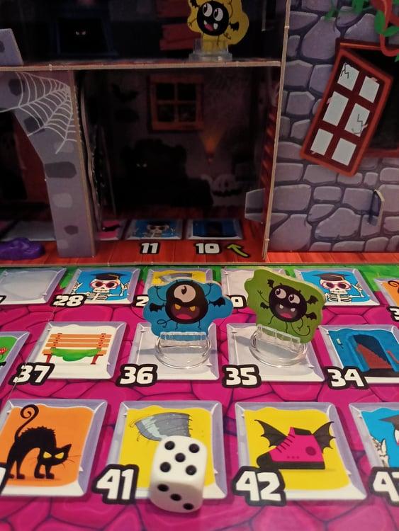 il castello stregato di lisciani giochi