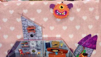 il castello stregato di lisciani giochi recensione