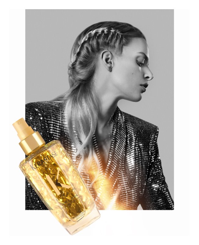 olio per capelli kerastase elixir