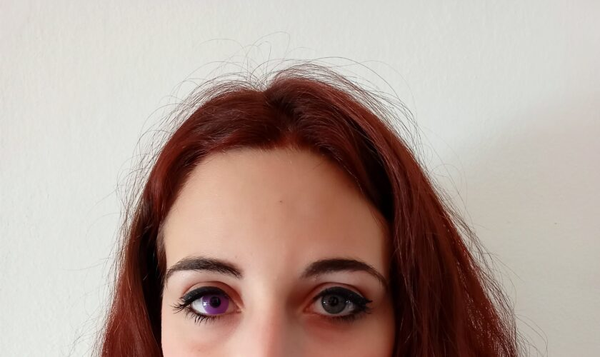 cambiare il colore degli occhi