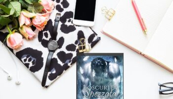 l'Oscurità Spezzata di Georgia Lyn Hunter recensione