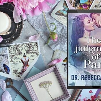 the judgement of paris di rebecca sharp