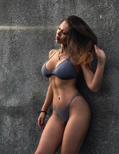 esercizi belly slot