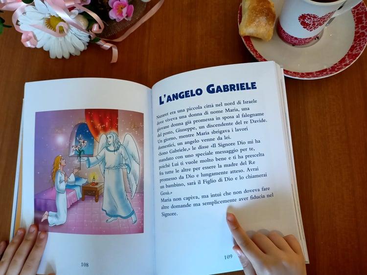 come leggere la bibbia per bambini illustrata