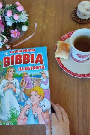 Bibbia per bambini illustrata
