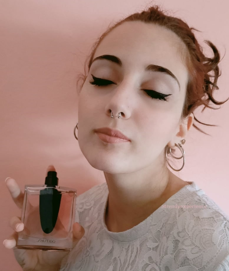 la storia del profumo Shiseido Ginza