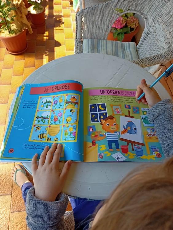 libro giochi geniali di Creabimbi