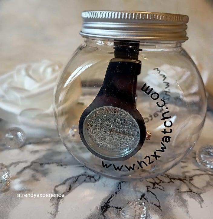 packaging orologi h2x
