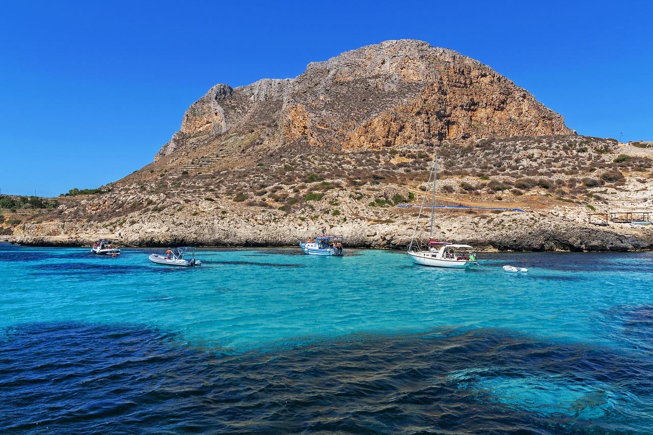 isola di Favignana Sicilia