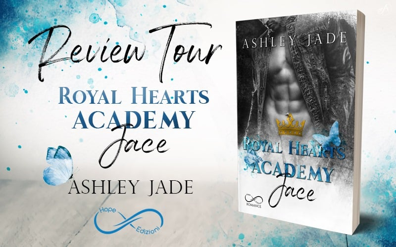 Jace - Royal Hearts Academy di Ashley Jade