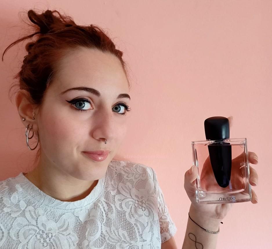 profumo shiseido Ginza eau de parfum