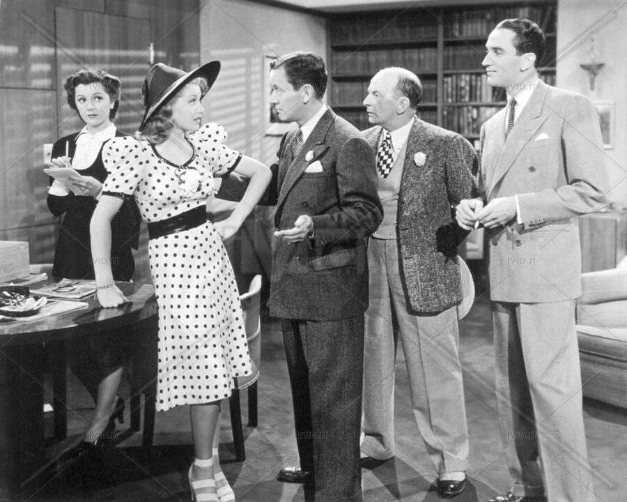 Stili di trucco negli anni 40