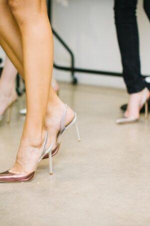 tipi e stili di calzature da donna: i decolté