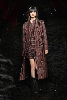 Tendenze moda donna autunno inverno 2021 2022 Chanel