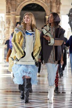 Tendenze moda donna autunno inverno 2021 2022 louis vuitton