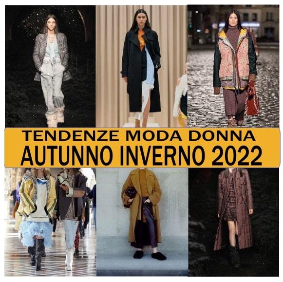 tendenze moda donna autunno inverno 2022