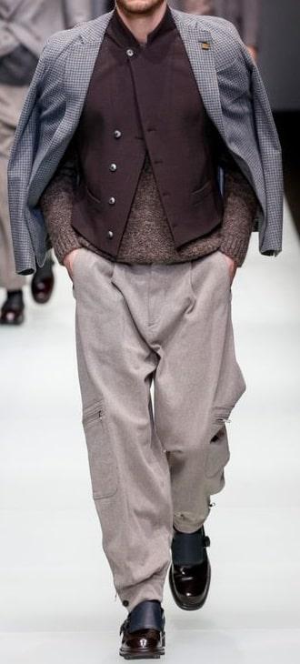 Armani Come scegliere lo stile migliore tra le tendenze moda autunno inverno 2021 2022