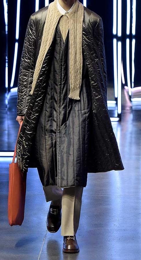 fendi Gli accessori di tendenza della moda maschile 2021 2022