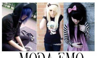 Moda Emo Come Creare Un Look Emo Style