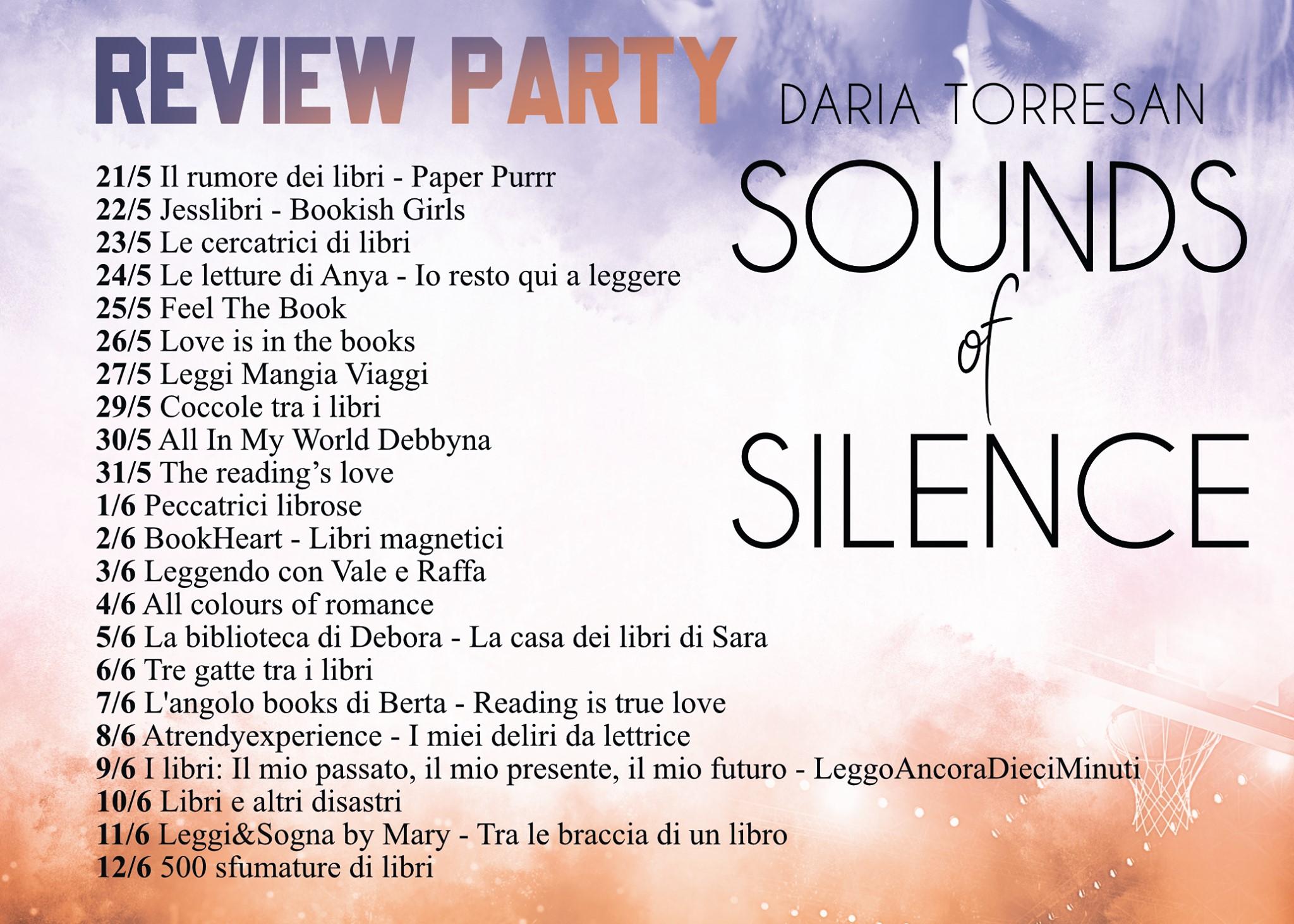 sounds of silence di daria torresan review party