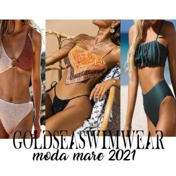 Goldseaswimwear costumi moda mare 2021