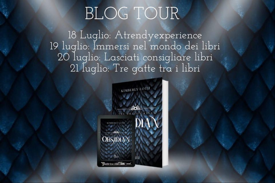blog tour obsidian tappa 1 i personaggi atrendyexperience