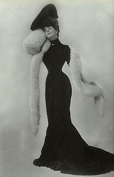 Abiti, stile e moda degli anni dal 1900 al 1920