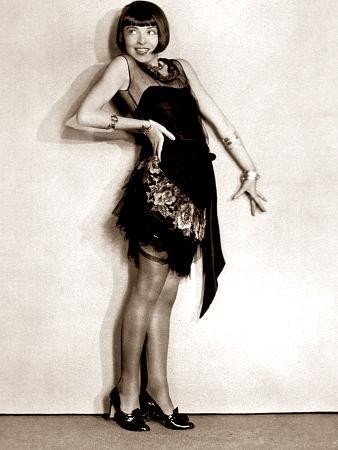 Colleen Moore esempio di flapper girl anni 20