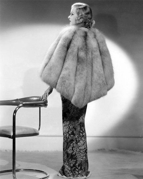 constance bennet Le icone di bellezza che ispirarono la moda anni 30 di atrendyexperience