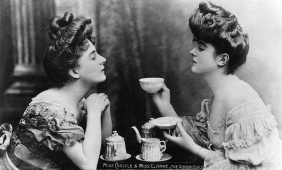 Le icone di bellezza che ispirarono la moda dal 1900 al 1920 gibson girls